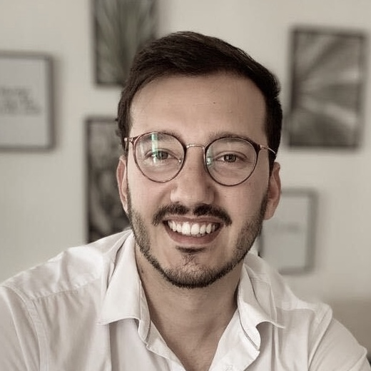 Dorian Ciavarella - cofondateur d'Hivency