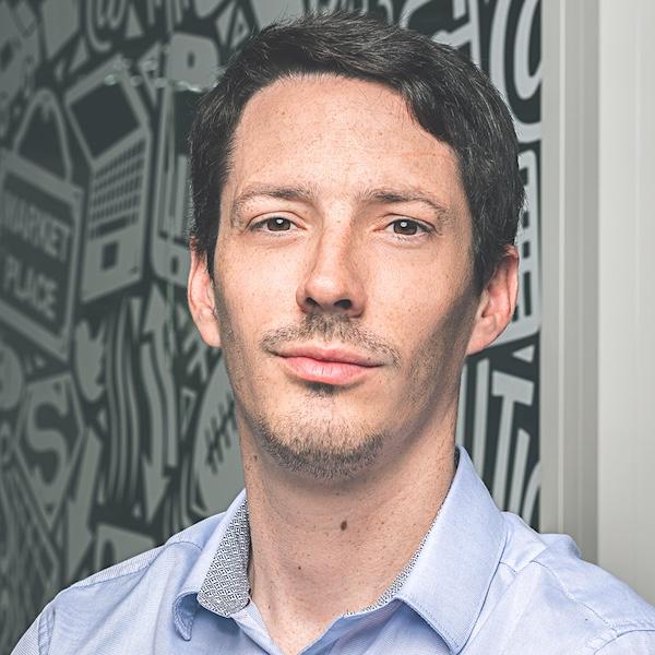 Mickael Froger - cofondateur de Lengow